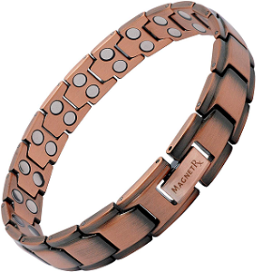 MagnetRX Pure Copper Magnetic Therapy Bracelet