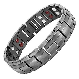 Willis Judd Double Strength Titanium Magnetic Therapy Bracelet