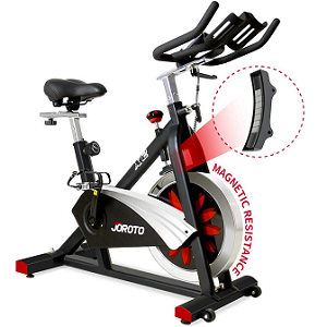 JOROTO Indoor Cycling Stationary Exercise Bikes