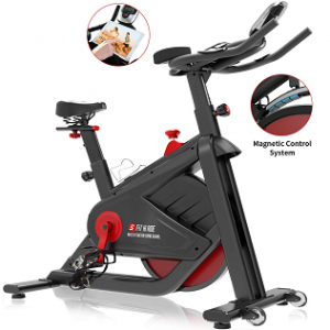 SNODE FIR Indoor Cycling Stationary Exercise Bike