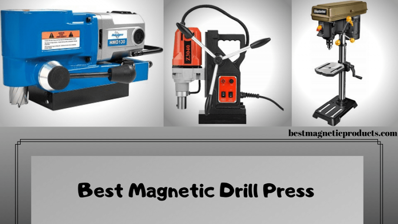 Best Magnetic Drill Press-min